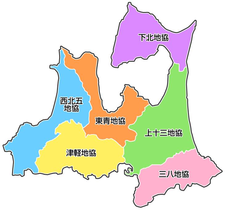 地域協議会地図